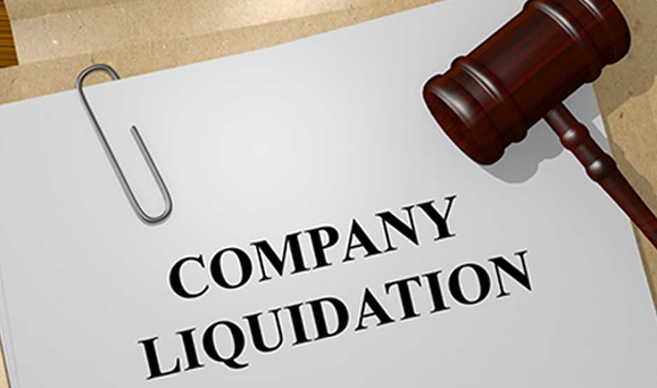 Liquidation and Winding up